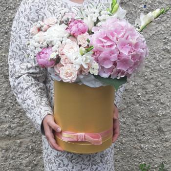 Коробка Розовые сны большая
