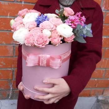 Коробка Романтика и нежность