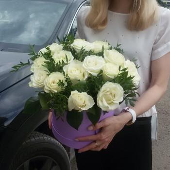 Коробка Нежная роза