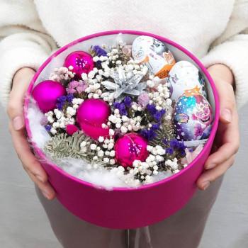 Коробка Рождественская сказка