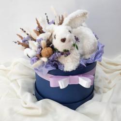 Подарок Пасхальный кролик