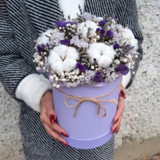 Букет из сухоцветов Симпатия