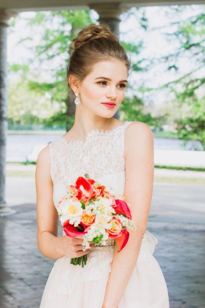 саранск свадебные прически
